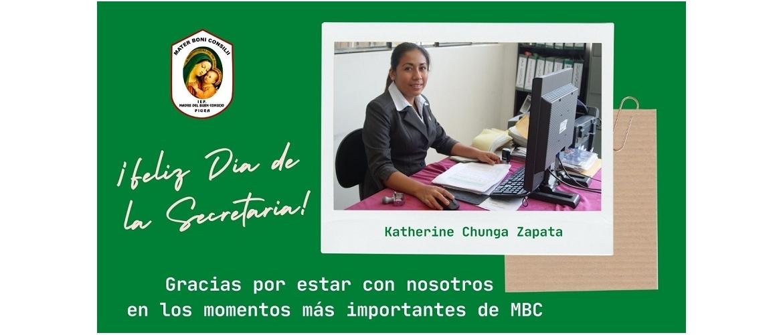 Día de la secretaria MBC