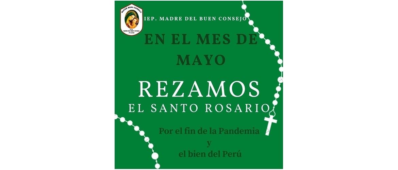 Maratón de Rosarios-Mes Mariano